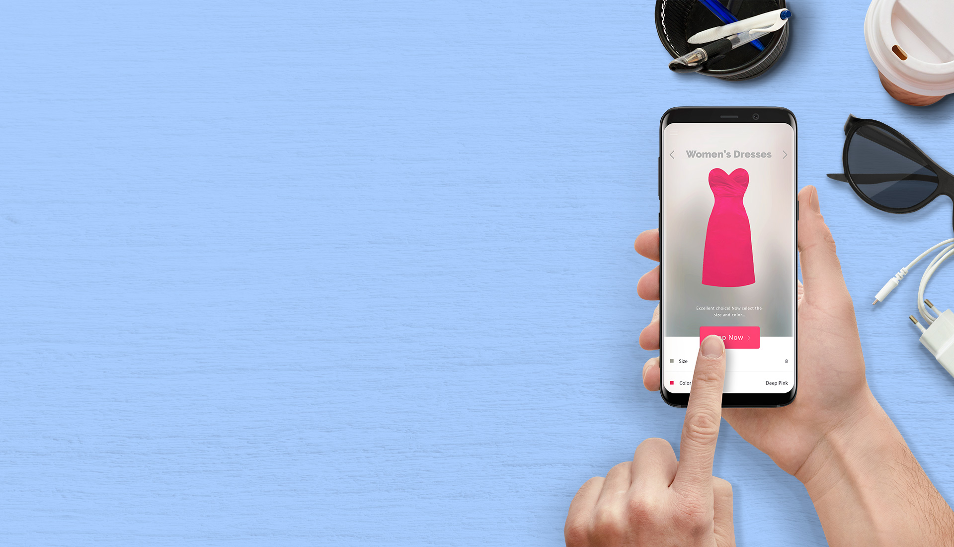 We enable brands to capitalize on omni-channel opportunities