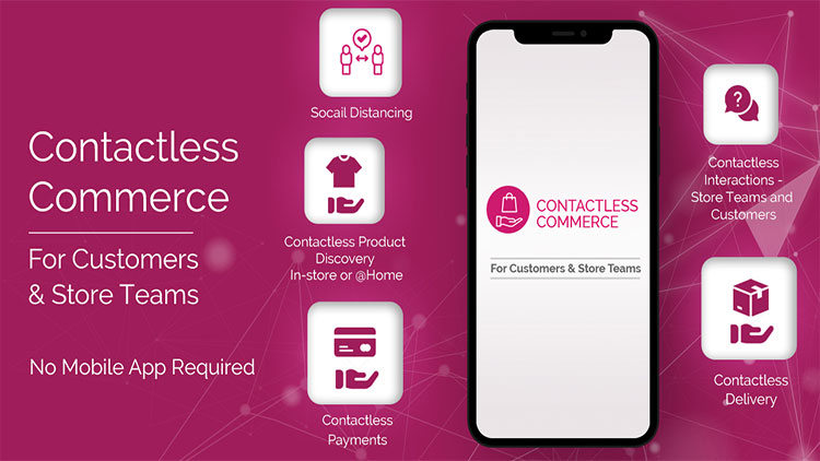 Contactless-commerce