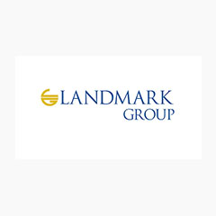 Landmark-group logo client list